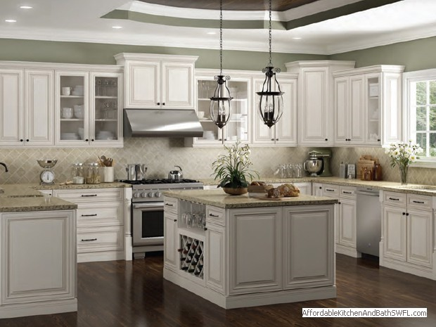 Futuristic Kitchens Set