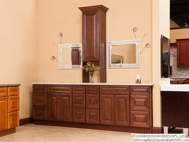 Affordable Kitchen And Bath Fort Myers Florida - Bathroom vanities fort myers fl