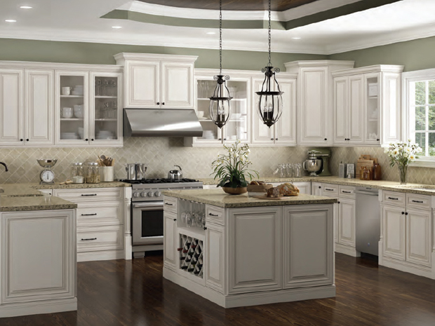 Buy Kitchen Cabinets Online | RTA - Ready to Assemble | Charleston White