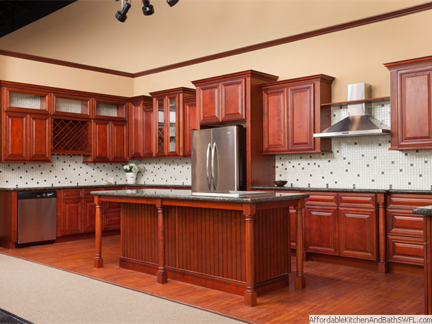 Affordable kitchen and bath fort myers florida for Kitchen cabinets 999