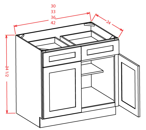 Buy Kitchen Cabinets Online | RTA - Ready to Assemble | Sonoma ...