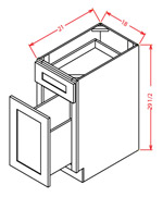 Drawer File Base Cabinets