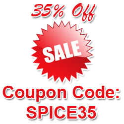 Sale 35% Off Shaker Spice Limited Time